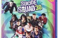 Suicide Squad BluRay, DVD e 4k